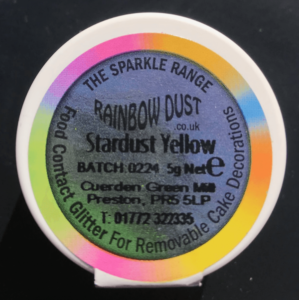 rainbow-dust-stardust-yellow